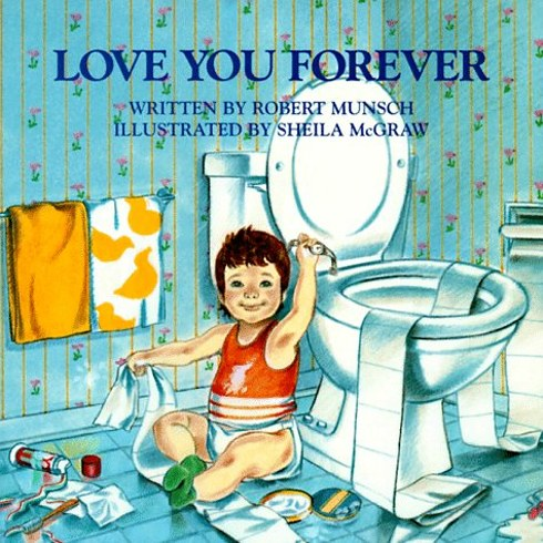 love you forever, love you forever book, love you forever kid, love you forever book children