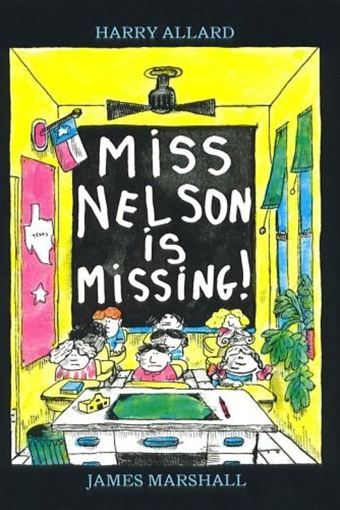 miss nelson is missing, miss nelson is missing book, miss nelson is missing book for kids, miss nelson is missing book for children