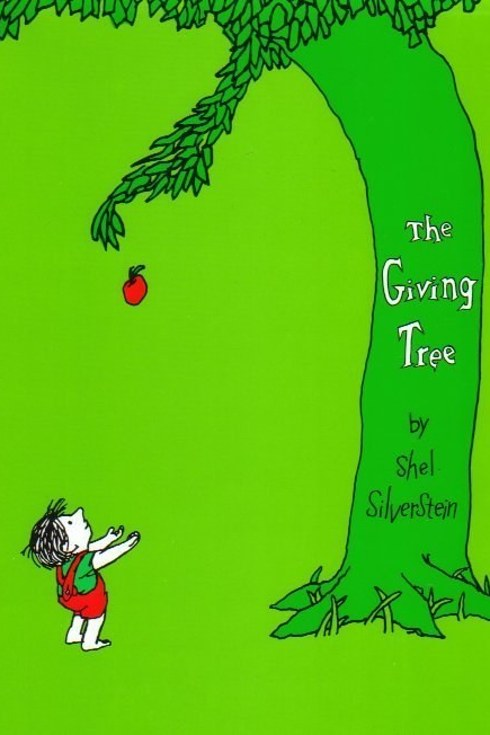 the giving tree, the giving tree book, the giving tree book for kids, book for kids: the giving tree