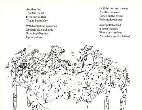 sylvia plath bedbook vintage poems for kids 6