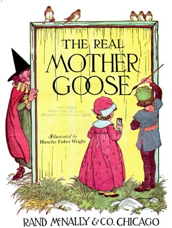 The Real Mother Goose, buy The Real Mother Goose, The Real Mother Goose poems for kids, The Real Mother Goose poems collection, The Real Mother Goose rhymes, The Real Mother Goose rhymes for children, The Real Mother Goose: The Clock